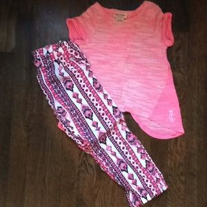 Girls Juicy Couture set size 5